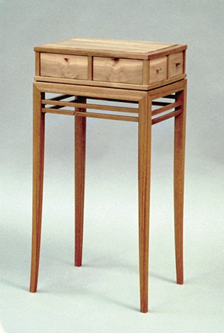 Drawer Box on Stand