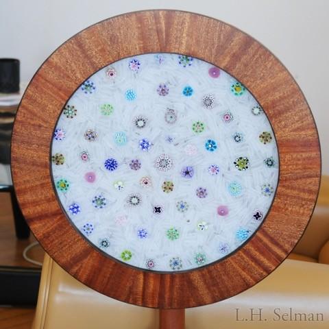 Tilt Top Table (Detail)