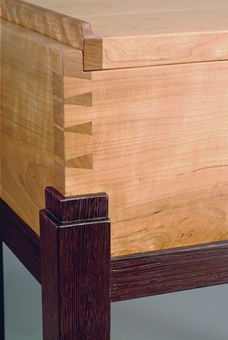 Weaving Bench (Detail)