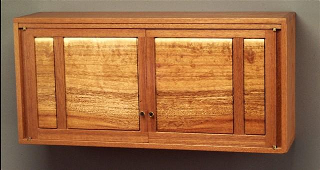 Acacia Cabinet
