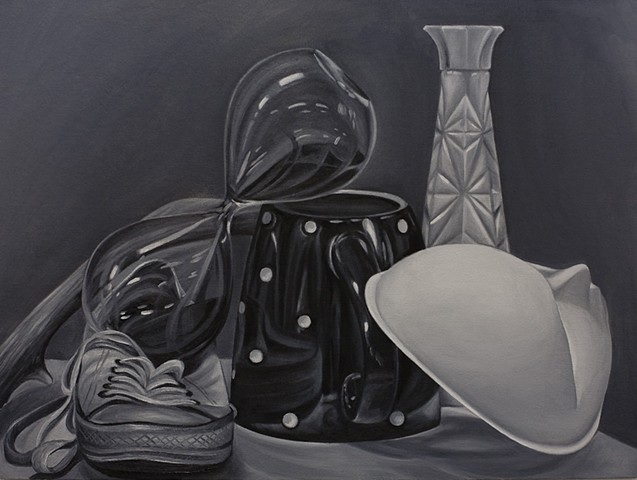 Achromatic Still-life