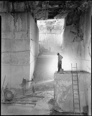 Underground Quarry Workmen
