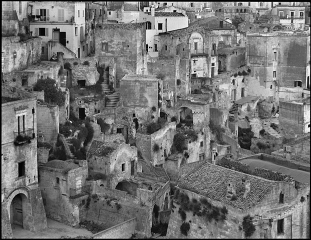 View of Matera, 2000
