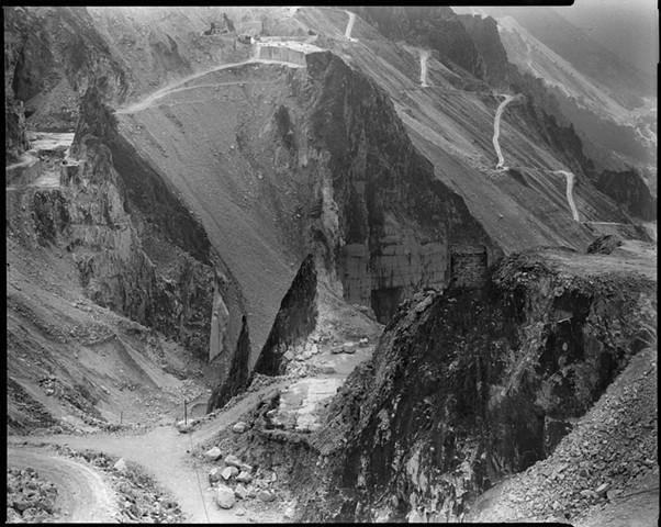 Michelangelo's Quarry, 1989