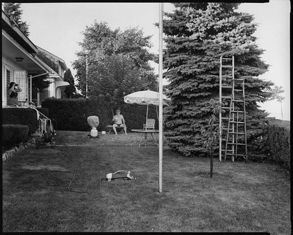 Ray at Home, 1983