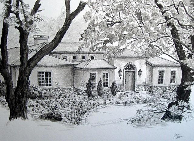 Becki's House