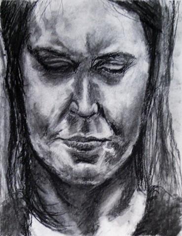 James Lassen, portraits, figures, drawing