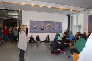 Reconciling the Map, gallery view