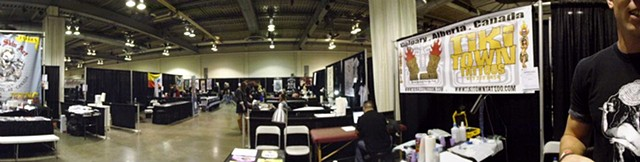 calgary tattoo convention 2012
