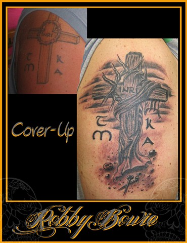 Cross Cover-Up