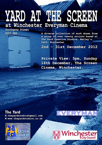 Yard at the Screen December 2012