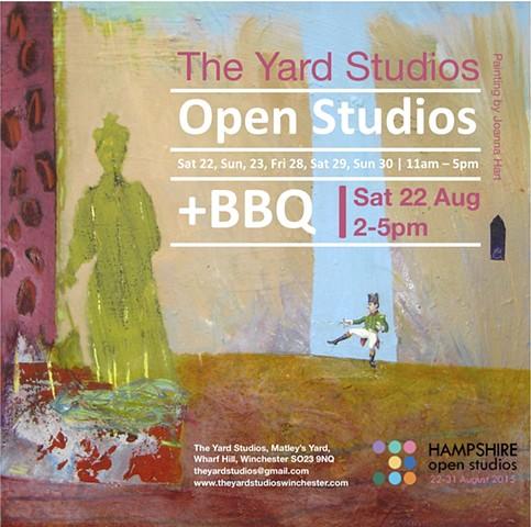 The Yard Open Studios