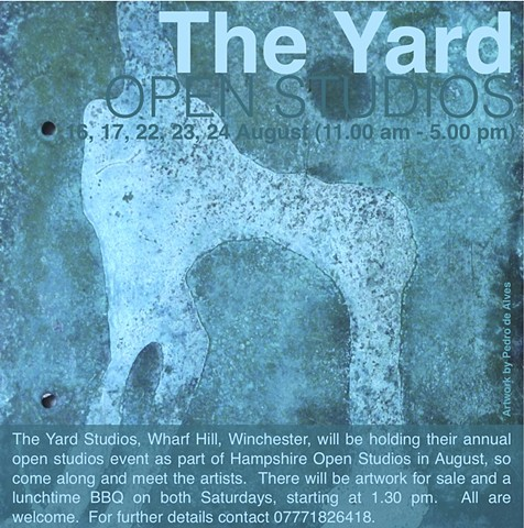 The Yard Open Studios