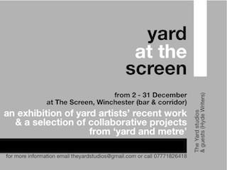 Yard at the Screen