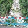 Landslide at The Yard!