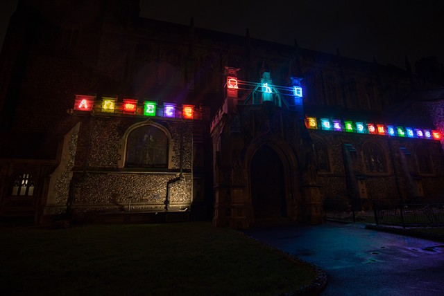 Fratton Festival of Light December 2018
