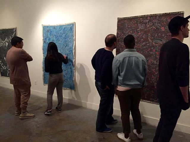 2017,  621 Gallery, Florida State University, Tallahassee FL
