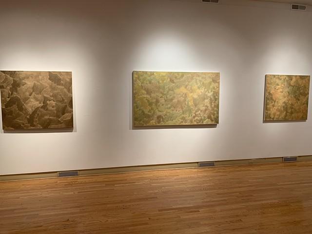 Exhibition Installation Photographs