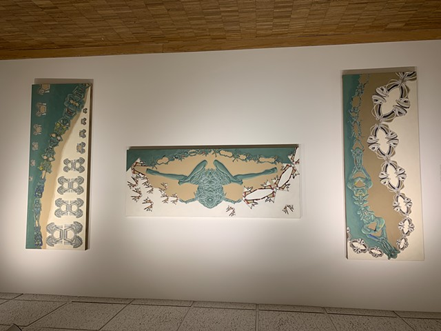 "2019 ""Social Regard"" Exhibition Northwestern University""s Dittmar Gallery"