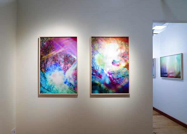 When I See I Breathe Light, Natalie Hunter, Smokestack Gallery