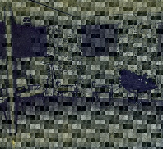 Waiting Room (Print Block)