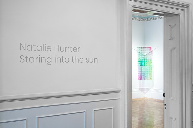 Staring Into The Sun, Natalie Hunter