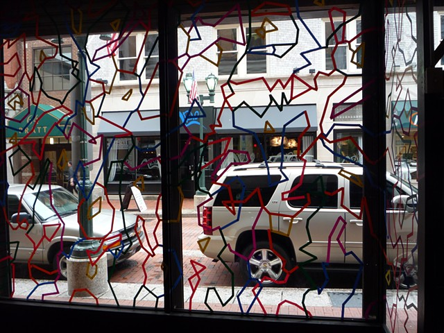 Window drawing, Hartford, CT