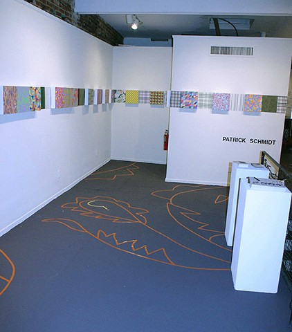 Installation view, District of Columbia Arts Center, Washington, DC