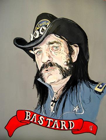Lemmy Bastard