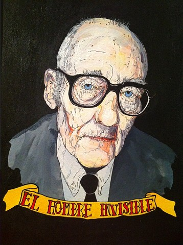 William Burroughs El Hombre Invisible