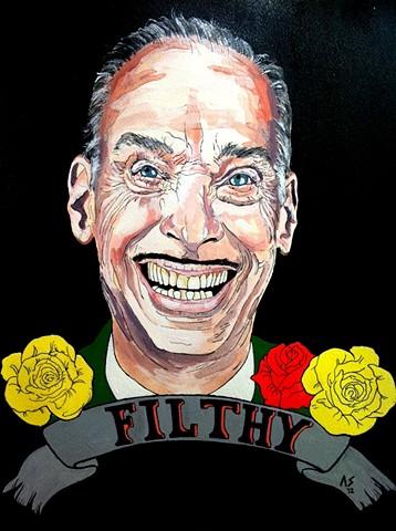 John Waters Filthy