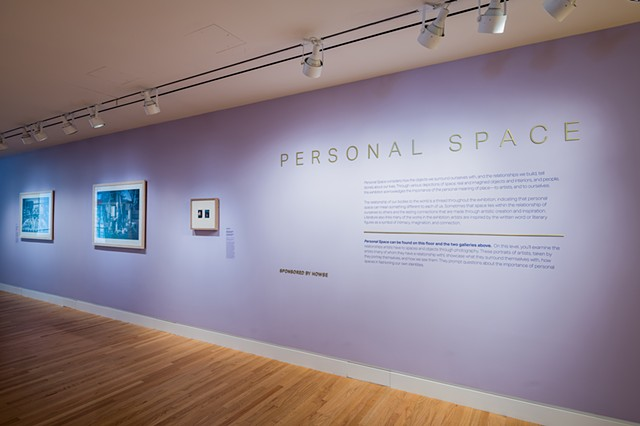 Personal Space, Crystal Bridges Museum of American Art, Curated by Allison Glenn
