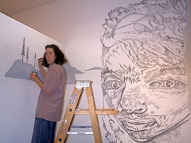 Julie McNiel art