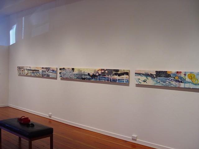 paintings by Julie McNiel