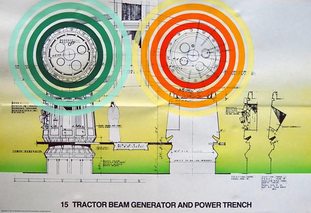 Tractor Beam Generator