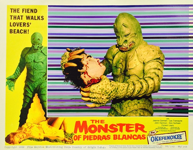 Untitled (The Monster of Piedras Blancas)