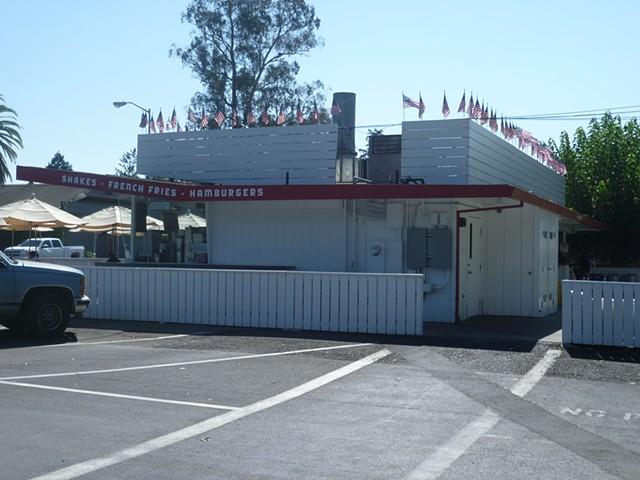 Existing Restaurant