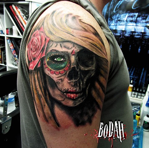 Day of the Dead session1