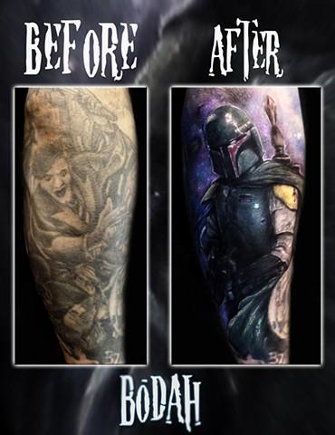 Tattoos by BODAH