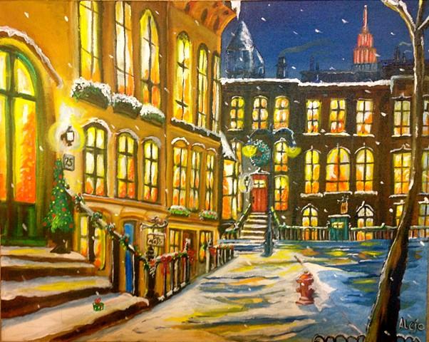Christmas Somewhere in NY