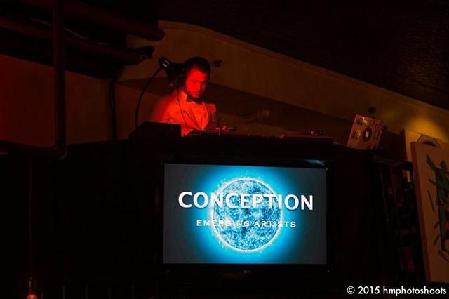 Conception Art Show 2015