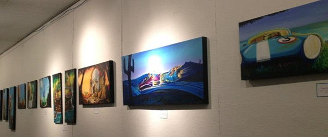 1199SEIU Art Show 2013