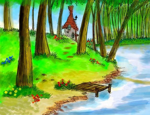 Octavio's forest