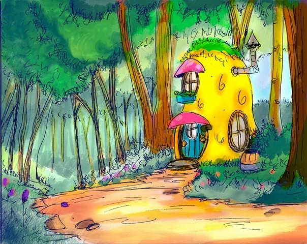 Octavio's House