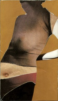 collage, magazine, feminist, louise pappageorge