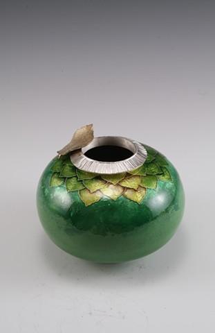 Green Aspen Vessel (a)