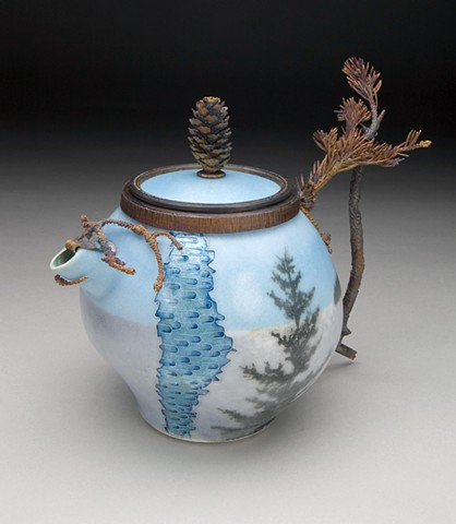 Maine Horizon Teapot