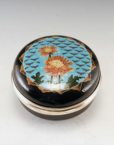 COVID Jar #1: Chrysanthemum