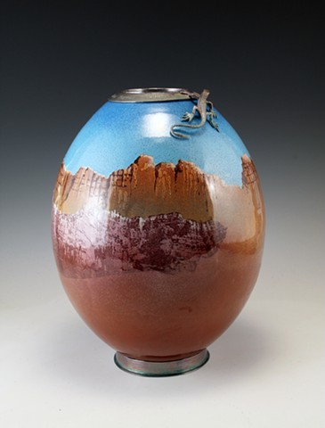 Bryce Canyon Vessel #1