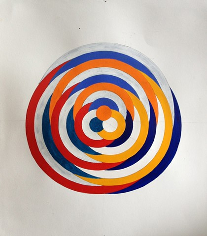 concentric rings #1